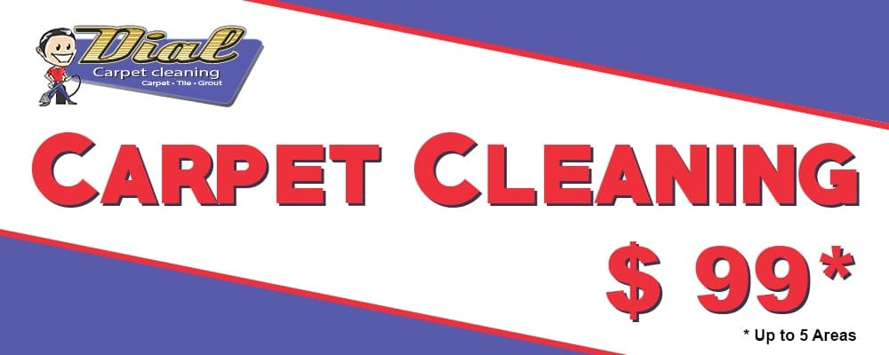 Dial Carpet Cleaning - $99 Carpet Coupon