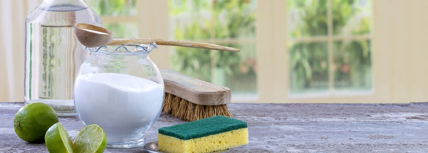 Benefits of using Green Cleaning Products