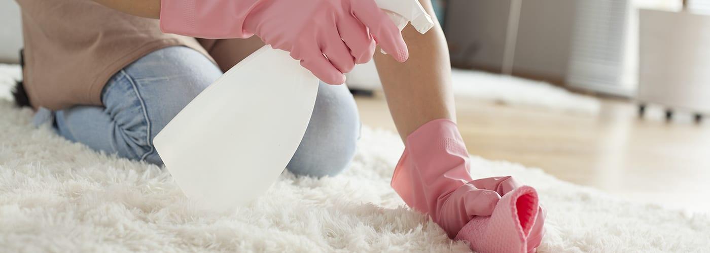 Ways to Practice Clean Carpet Habits